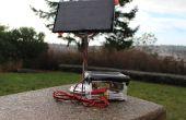 Solar Powered capteur de température