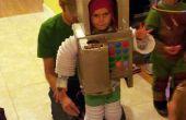 Costume de Robot enfant avec effets sonores, détecteur de Candy et plus