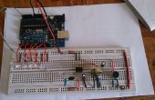Arduino VU-mètre