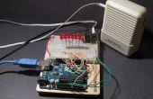 Arduino basé affichage musique visuelle