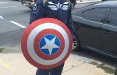 Captain America costume Stealth
