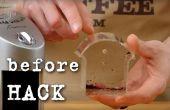 Simple Hack pour supprimer statique dans le moulin à café