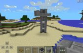 Simple Minecraft ascenseur