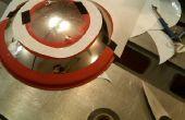 Captain America bouclier du couvercle de Pot de cuisine