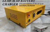 CHARGEUR de batterie acide de plomb