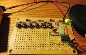 Comment faire un piano électronique avec un 555 IC