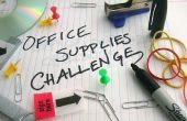 Comment entrer dans le défi de fournitures de bureau Instructables