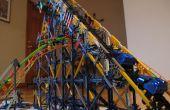 Acier Python Knex Roller Coaster