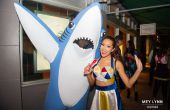 Comment faire un Costume de mascotte requin