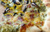 Tomatillo « Sauce verte » Pizza