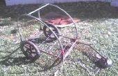 Faible conversion $ offroad/fret vélo remorque remorque kid