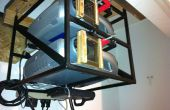 Cinéma maison 3D pour sous un grand