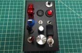 La boîte d'interrupteur Enigma