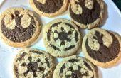 Star Wars pochoir Cookies