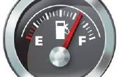 VISUALISATION de données les dépenses de carburant mensuelles