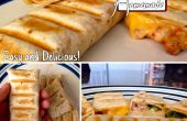 Comment faire Hot Pockets (Homemade)