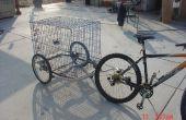 Remorque de vélo pour enfants, tous grandi