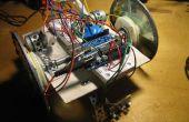 Linefollower robot de l'Arduino et indésirable - photos