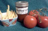 Comment faire de Ketchup maison et il peut