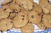 Cookies aux pépites de chocolat de grand-mère avec vidéo