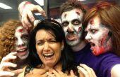 Maquillage Zombie pour un mardi