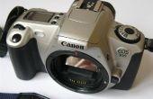 Modifier un Canon EOS-300 dans un appareil photo à monture M42 manuels !