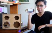 Denim Bluetooth Boombox nihilo