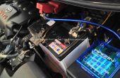 Stabilisateur de tension pour le PIVOT bricolage Installation et mise à la terre des câbles dans la voiture