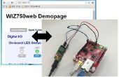 Mission : Allumez la lumière en plate-forme WIZwiki IoT