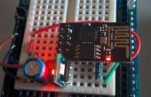 Bouclier d'Arduino WiFi pas cher avec ESP8266