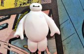 Baymax grand héros de bricolage Disney 6