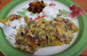 Omelette Sou Vide... Alias Camping sac omelettes