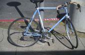 Comment garder votre vélo contre le vol