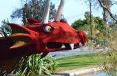 Marionnette de Dragon géant Armature