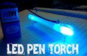 Stylo LED torche