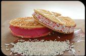Ice Cream sandwich - colorées et personnalisées