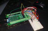 Voix contrôlée Arduino éclairage - Autobot