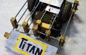 Titan : 30kg Combat Robot moins 100 $