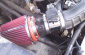 Ajouter les chevaux et économiser gaz avec filtre a la Performance System