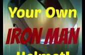 3D imprimés Iron Man casque mobile (niveau - facile) Vote! ^ ^