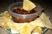 Croustilles de Tortilla maïs facile