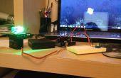 Arduino Mini projecteur