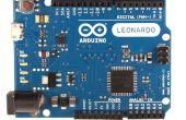Guide étape par étape à l'Arduino Leonardo
