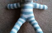 Sock Monkey tutoriel