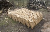 La Production du charbon de bois à grande échelle
