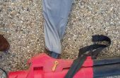 Remplacement de sac aspirateur souffleur de jardin