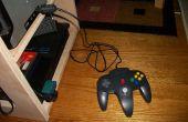 N64 contrôleur de lecteur flash