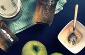 Stock de pectine de pomme naturel