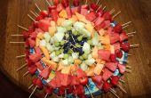 Bâtonnets de fruits