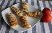 Épinards split snack